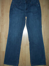 Axcess By Liz Claiborne Jeans Womens 6 Stretch Boot Cut Embroidered Pockets