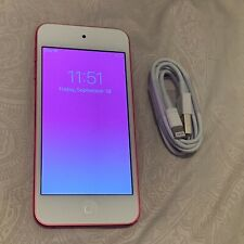 Apple iPod touch 6th Generation Pink (16 Gb) Bundle Great Condition