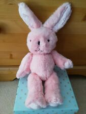Jellycat. Jelly Kitten. Pink Chime Bunny. Gingham Ears. Raggedy.