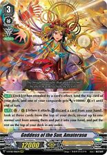 Goddess of the Sun, Amaterasu | V-BT08/006 - RRR | SHIPS 9/4 Cardfight Vanguard