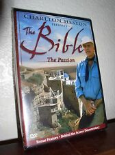 Charlton Heston Presents The Bible: The Passion (DVD,NEW)