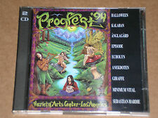 PROGFEST '94 (HALLOWEEN, MINIMUM VITAL, KALABAN) - 2 CD COME NUOVO (MINT)