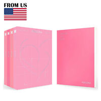 BTS MAP OF THE SOUL:PERSONA Album CD+POSTER+2 Books+2 Cards+Film+Gift:Photocards