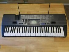 Casio ctk 720 keyboard with sheet music rack tested and works