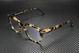 Tom Ford FT5542-B 056 Havana Clear Lens Plastic 50 mm Men's Eyeglasses