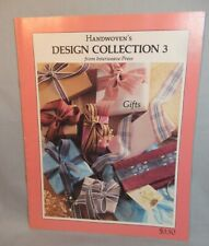 Interweave Handwoven's Gifts Design Collection 3