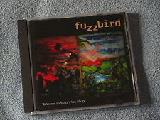 Fuzzbird: Welcome To Santa's Sex Shop (Mook  MKCD06, 1997)