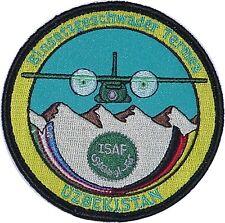 Aufnäher Patch ISAF Einsatzgeschwader Termez Uzbekistan .........A2160K