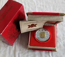 Canadá 1999 Año Lunar del Conejo $15 Plata Prueba Completa