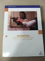Monster DVD Copertina De Cartone Fine Charlize Theron Christina Ricci