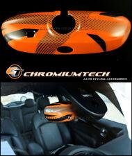 MK3 Mini F54 F55 F56 F57 F60 orange Union Jack Innenspiegelgehäuse Auto