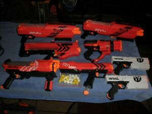 Lot of (8) Rival Guns