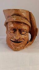 Wooden Character Mug, Northland Traders, Temagami