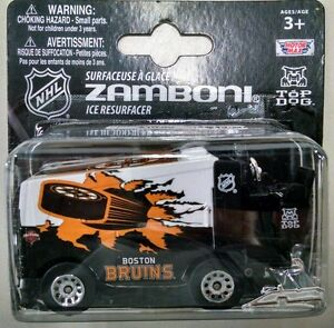 Top Dog Collectible Mini Zamboni Ice Resurfacers NHL Teams Collect them All