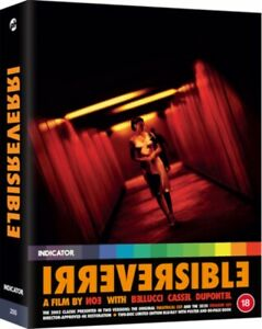 Irreversible Blu-ray RB Limited Edition