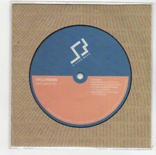 (FO295) Cholombian, Saccharine EP - 2014 DJ CD