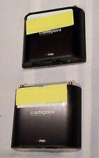2 of Cradlepoint IBR650E-SP 3G/4G Broadband Wireless WiFi WAn/LAN Sprint Routers