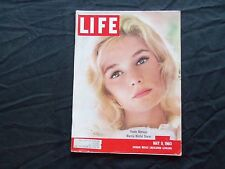 1960 MAY 9 LIFE MAGAZINE - YVETTE MIMIEUX - L 1205