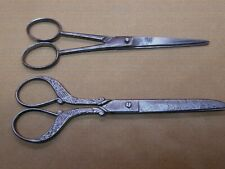 "Dissecting Paper Craft Iris Scissors 4.5/"" Curved Rel891"