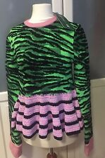 Kenzo x h&m suéter Sweater Tiger-striped tamaño size XS-S-M nuevo New