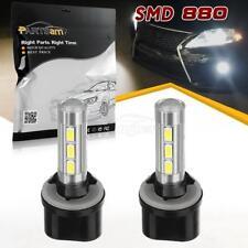 2x White 14 SMD 5730 880 892 893 899 High Power LED Bulbs Fog Light Bulbs