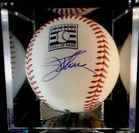 Jim Thome Cleveland Indians Autographed Signed HOF Baseball BAS COA **MINT**