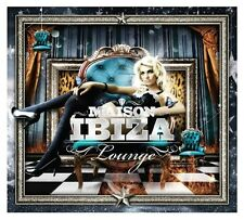 MAISON IBIZA-LOUNGE (AMANDA PROJECT, JINGO, BIG NOVA, YVES MONTAND,...) 2CD NEU