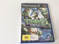 PLAYSTATION 2 .PS2.TMNT.TEENAGE MUTANT NINJA TURTLES