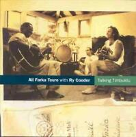 ALI FARKA TOUR'/RY COODER - TALKING TIMBUKTU NEW CD