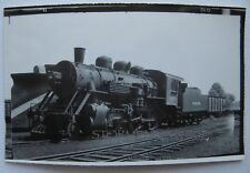 Norfolk, NY Norwood & St. Lawrence Railroad #210 Train Engine 1956 contact photo