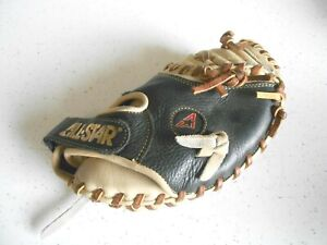 "All-Star The Pocket 27"" CM100TM Baseball Catcher's Training Mitt RH Great Shape"