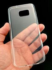 Fundas Samsung Galaxy S6/g920f de silicona protector Templado(azul Rojo..etc) transparente