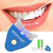 Teeth whitening white led light gel oral care dental treatment Led  tecnology