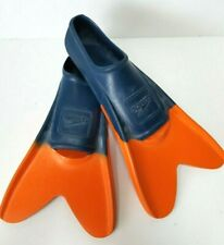 Speedo Rubber Swim Team Practice Racing Training Fins Flippers-Size XXS 1-3 34