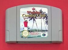 Waialae Country Club - N64 - Nintendo 64 - USADO - BUEN ESTADO