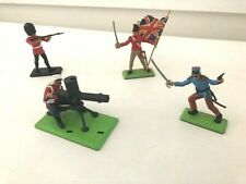 Soldiers - Britains Deetail