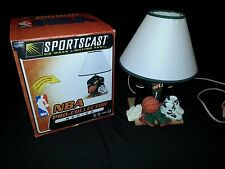 RARE***NBA Seattle SuperSonics Lamp