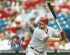 **GFA Arizona Diamondbacks *JASON KUBEL* Signed 8x10 Photo AD3 COA**