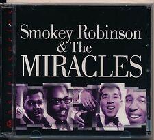 Master Series - Smokey Robinson & The Miracles - 18 track cd