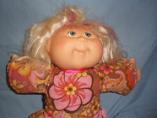 """Adorable Cabbage Patch Kids Play Along 17"""" Doll Signed Xavier Roberts"""