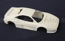 KT prototype base FERRARI 348 TB collector 1/43 Heco miniatures voiture resine