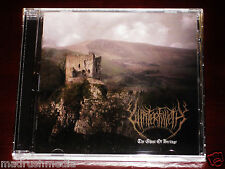 Winterfylleth: The Ghost Of Heritage CD 2012 Bonus Tracks Candlelight USA NEW