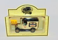 Lledo Promotional Models RARE 8 Gold River Blended Whisky Spirit Van