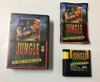 Jungle Strike Sega Mega Drive Genesis Game Cartridge - Free Postage