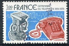STAMP / TIMBRE FRANCE OBLITERE N° 1905  LIAISON TELEPHONIQUE