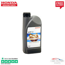 Genuine Honda Manual Transmission MTF-3 Gearbox Oil Fluid - 1 Litre