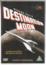 Destination Moon (DVD, 2009)