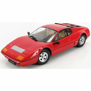 Kk Scale Ferrari Model Car 512Bbi 1981 Red 1:18