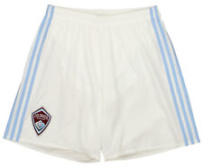 adidas Men's MLS Adizero Team Replica Short, Colorado Rapids- White