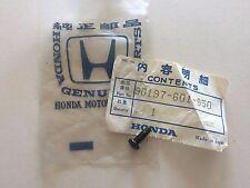 Honda MB5 CB125 '82-'85 OEM Pan Screw 5x14 90197-601-950/90188-567-000